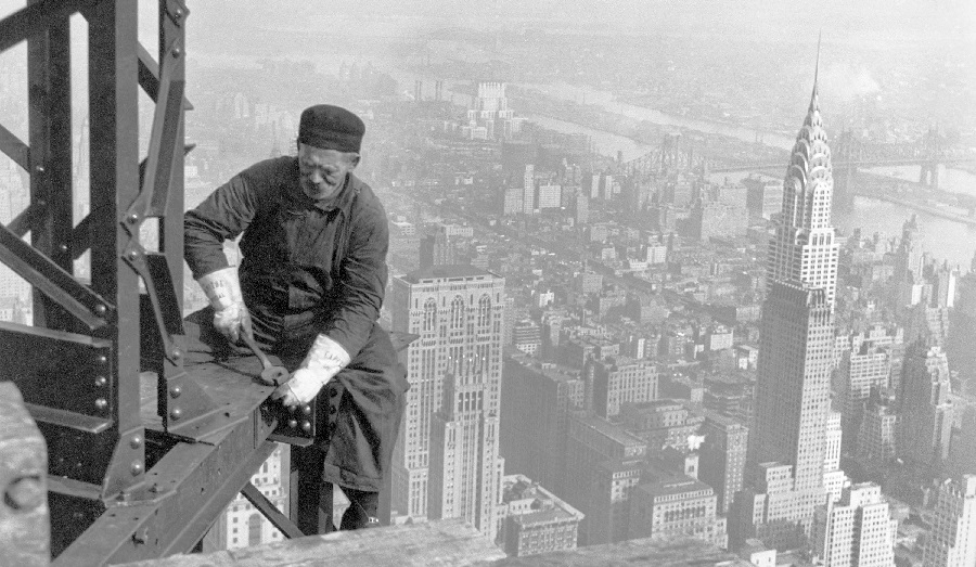 Scaffolding: a part of history